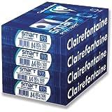 Clairefontaine 1935Q Premium Multifunktion Drucker Papier (A4, 80 g, 4 x 500 Blatt) weiß (Frustfreie Verpackung)