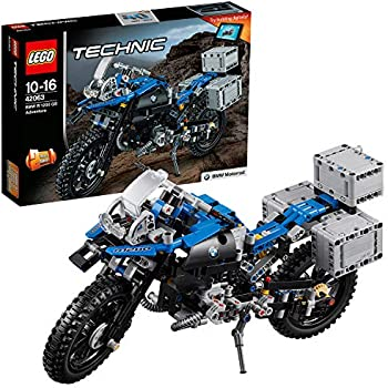 De 42007 Jeu Construction CrossAmazon La Moto Technic Lego Kc1JTFl
