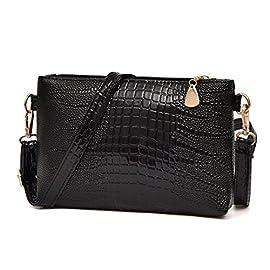 Yuan Clearance Handbag Crocodile Pattern Shoulder Bag Cross Body Bag Tote Ladies Purse