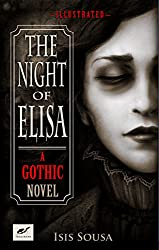 The Night of Elisa - Illustrated Gothic Novel (English Edition)
