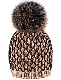 8f1b15b5e1 Amazon.it: Cuffie In Lana - Donna: Abbigliamento