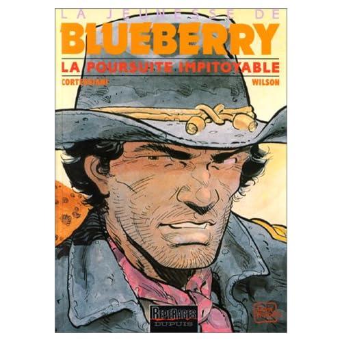 La Jeunesse de Blueberry, tome 7 : La Poursuite impitoyable