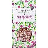 Primrose's Kitchen Muesli de Avena Sin Gluten con Remolacha - 2 Paquetes de 400 gr - Total 800 gr