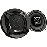 Sony XSFB1320E.EUR - Altavoces coaxiales (2 vías de 13 cm, potencia máxima 230 W, potencia nominal 35 W), negro