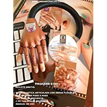 Prohand Free 100 Extra Nails/ Dvd and Cardex by Organic Nails