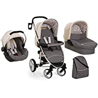 Hauck Malibu Aio Travel System (Rock)