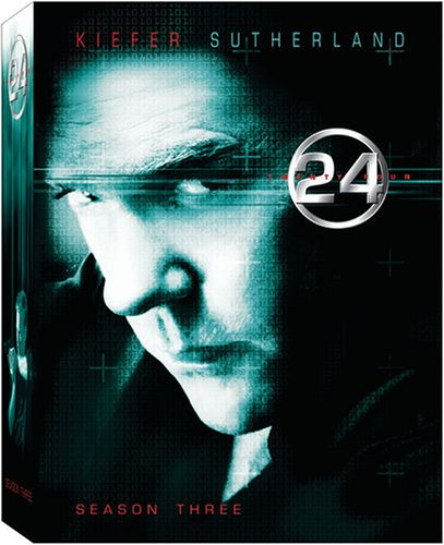 Click for larger image of 24: Season 3 [DVD] [2002] [Region 1] [US Import] [NTSC]