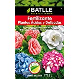 Semillas Batlle 710620BOLS Fertilizante plantas acidas, para 5 L