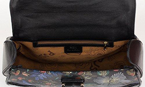 Veloursleder Beuteltaschen Tasche Bags Leder Keshi Trend Rot Bags Cool Velours Damen Hobo Wildleder Schultertaschen Beutel Handtaschen n4SHFq