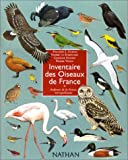 Image de Inventaire des oiseaux de france
