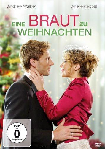 Eine Braut zu Weihnachten (DVD) by Arielle Kebbel