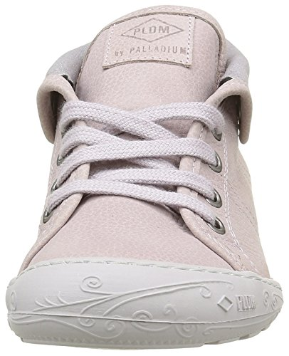 PLDM by Palladium Gaetane Emb, Baskets mode femme Rose (D97 Cloud Gray)