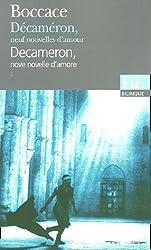 Décaméron, neuf nouvelles d'amour/Decameron, nove novelle d'amore