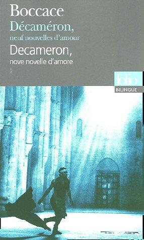 Dcamron, neuf nouvelles d'amour/Decameron, nove novelle d'amore