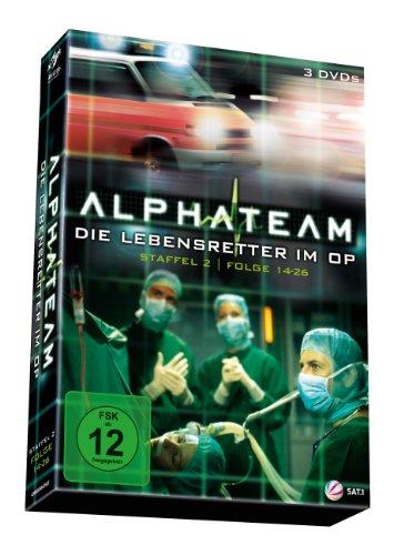 Staffel 2/Folge 14-26 (3 DVDs)