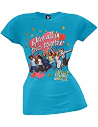 Old Glory - High School Musical - Girls In This Together Girls T-shirt