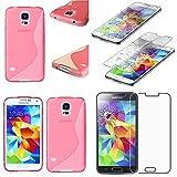 ebestStar - Coque Samsung Galaxy S5 G900F, S5 New G903F Neo - Housse Etui...