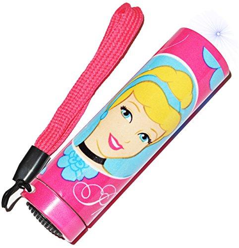 Bella-laptop-tasche (Unbekannt Taschenlampe mit LED -  Disney Princess  - stabile Metall Lampe - Belle für Kinder Lampe Projektor - Licht Auto Kindertaschenlampe Mädchen Dornröschen - Pri..)