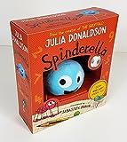 Spinderella Book & Plush Set
