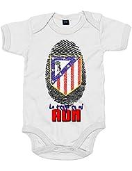 Body bebé Atlético de Madrid lo tengo en mi ADN