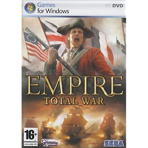 Empire Total War [Importación Inglesa]