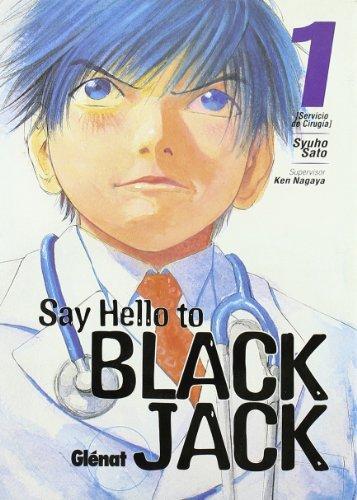 Say hello to black jack-2 (Seinen Manga) por Syuho Sato