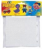 Hama Set de plantillas grandes de forma redonda y cuadrada para cuentas de colores