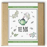 Tee Box: Saatgut und Samen für den Teegenuss / Anzucht, Eigener Tee