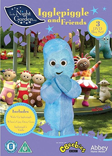 In The Night Garden - Igglepiggle & Friends Box Set [DVD]