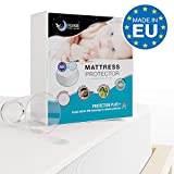 Mattress Protector Waterproof - Waterproof Draw Sheet - Breathable Cotton Mattress Cover - Protective Sheet - Mattress Protectors, Draw Sheets