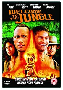 Welcome To The Jungle - Director's Cut DVD 2004: Amazon.co ...