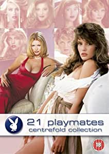 21 Playmates - Centrefold Collection [DVD]