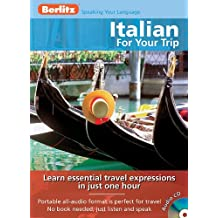 Italian for Your Trip [With Booklet]