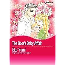 THE BOSS'S BABY AFFAIR (Harlequin comics)