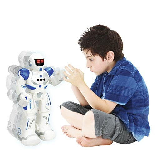 51FDO1rdb2L - World Brands - Smart Bot, robot controlable por control remoto (XT30037)