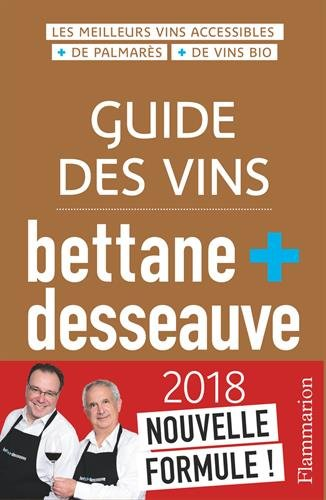 Guide des vins, 2018 par Michel Bettane