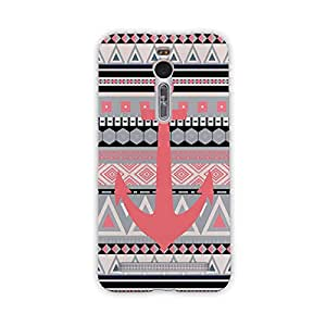 The Palaash Mobile Back Cover for Asus Zenfone 2