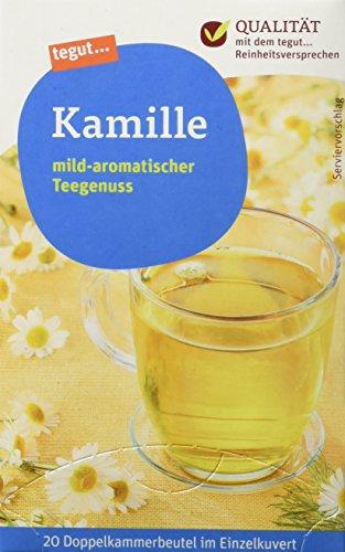 Tegut Kamille-Tee, 10er Pack (10 x 30 g)