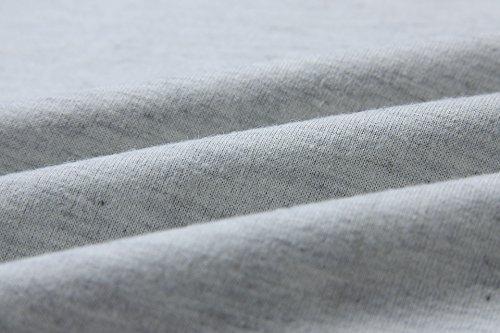 AHOOME Damen Hoodies Sweatshirt Top Langarm Reißverschluss Rollkragen Kapuzenpullover Pullover Outerwear Kapuzenpulli Gelb-2