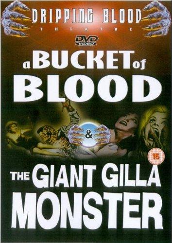 A Bucket Of Blood / The Giant Gilla Monster [1959] [UK Import] (Bucket Giant)