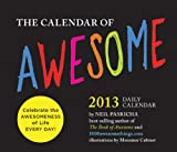 Calendar of Awesome