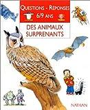 Des Animaux surprenants / Anita Ganeri | Ganeri, Anita. Auteur