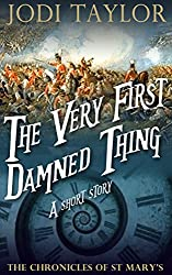 The Very First Damned Thing - A Chronicles of St Mary Short Story
