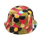 Witsaye -Caps Cappello Uomo Baseball,Cappellino per Casco da Sole con Motivo Floreale,Cappelli per Feste e Compleanni per Bambini