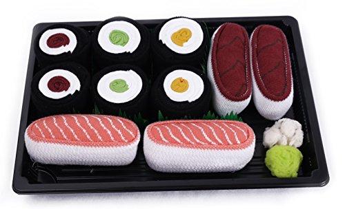 sushi-socken-5-paar-lachs-thunfisch-gurke-maki-maki-oshinko-maki-thunfisch-eu-36-40-41-46-in-europa-