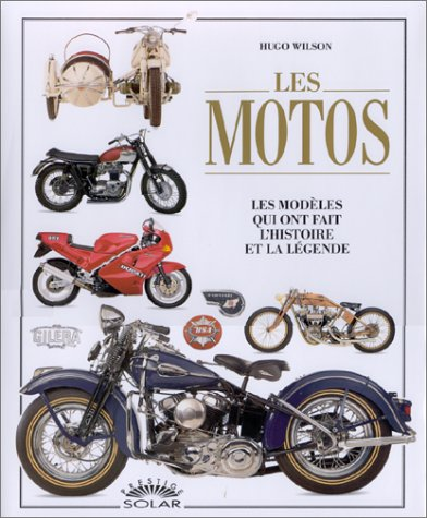 Les motos par Dave King
