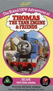 Thomas the Tank Engine and Friends - Escape and Other Stories [VHS]