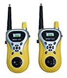 i-gadgets Walkie Talkie Set (Yellow)