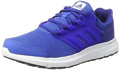 adidas Men's Galaxy 4 M Running Shoes, (Blue/Mystery Legend Ink), 6 UK