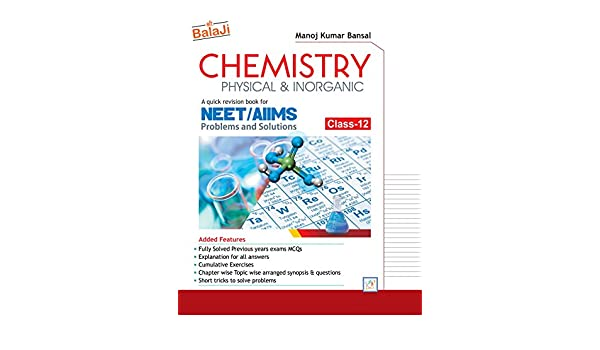 Amazon in: Buy CHEMISTRY PHYSICAL & INORGANIC A QUICK